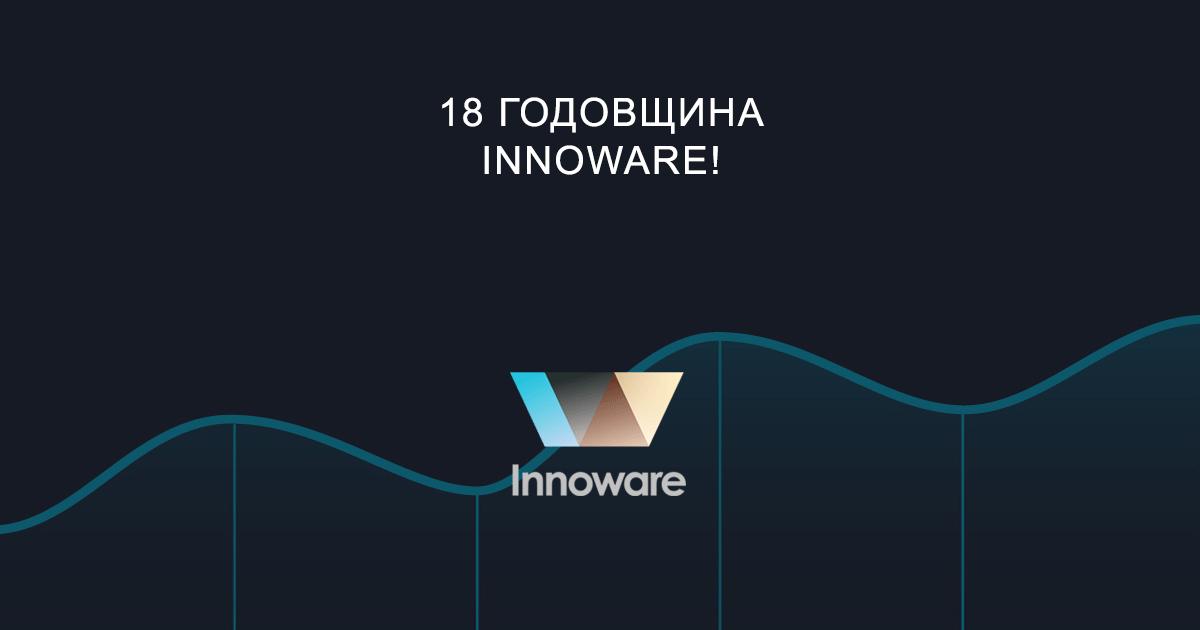 18 годовщина Innoware!