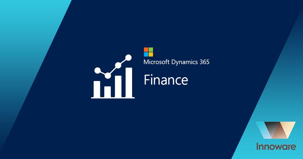 Microsoft Dynamics 365 Finance
