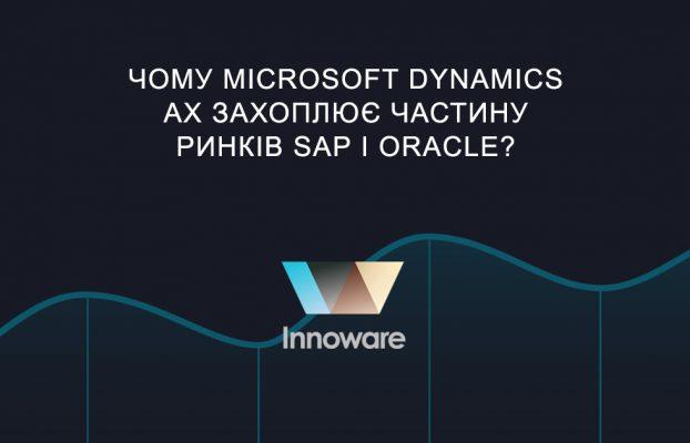 Чому Microsoft Dynamics AX захоплює частину ринків SAP і Oracle?