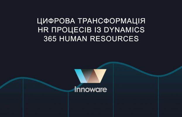 Цифрова трансформація HR процесів із Dynamics 365 Human Resources