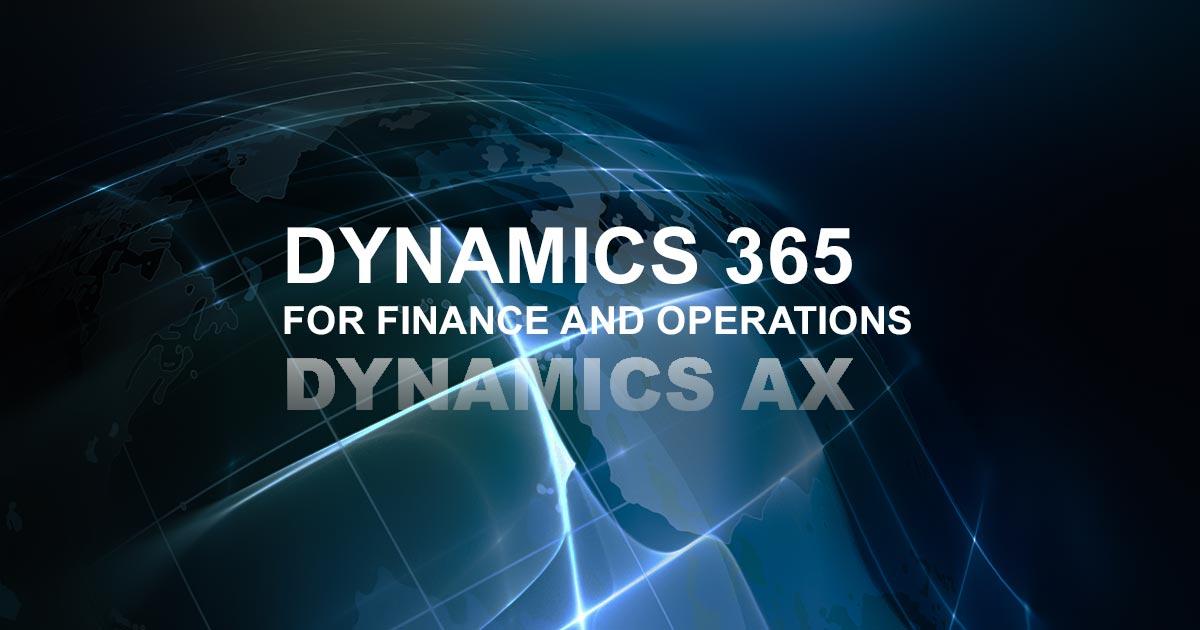 Що таке Dynamics 365 for Finance and Operations та яке відношення вона має до Dynamics AX?