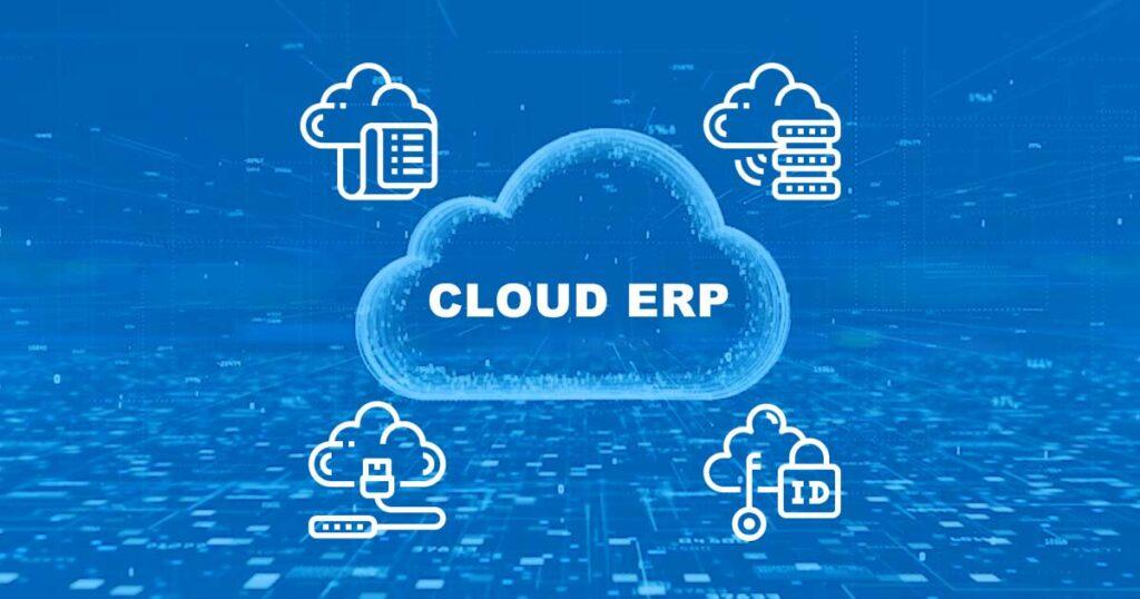 Хмарна ERP