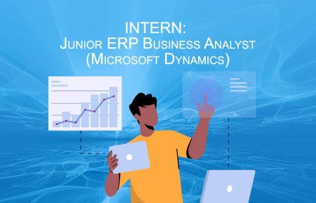 Intern: Junior ERP Business Analyst (Microsoft Dynamics)
